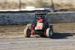 Cody Swanson will make the move up to the USAC Western States Midget Series for 2013