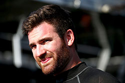 Corey LaJoie won his first NASCAR K&N Pro Series East race since 2012 when he won five races and was the runner-up in the K&N Pro Series East standings.