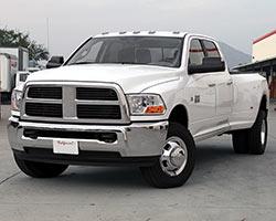 2011 Ram Trucks 3500 heavy duty Cummins Diesel pickup