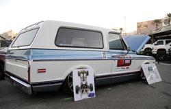 Curt Hill's SEMA Chevy Blazer