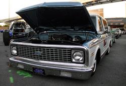 Optima Street Car Invitational Chevy Blazer at SEMA