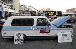 1972 Chevy Blazer at SEMA 2012