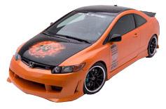 K&N's 2006 Honda Civic Si