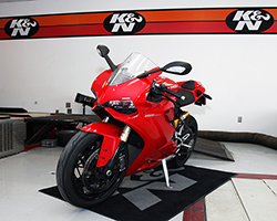 At the time of its release in late 2011, the Ducati 1199 Panigale was the most powerful two-cylinder motorcycle in production