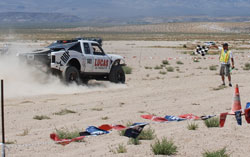 Reaching the podium at MDR's Bilek Racing 400 was one of the best ever finishes for the team.