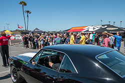 K&N sponsored drivers attended the Goodguys Del Mar Autocross