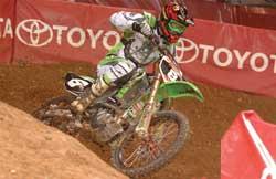 Josh Demuth BooKoo Arenacross Champ