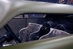 No detail was missed while Misha Munoz put this 1951 Ford together for SEMA 2012