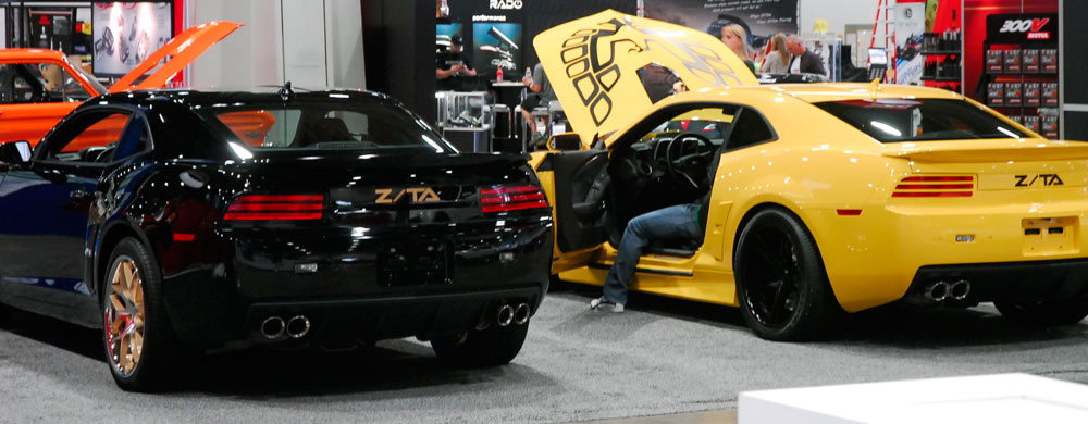 Projxauto Modifies Camaro Gen 5 into Trans Am with Firebird ...