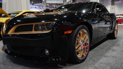 This Firebird Conversion Kit has been Featured in Many Articles and Vehicle Shows like SEMA