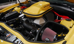 SEMA Featured Z/TA Trans Am Conversion Package Includes K&N Air Intake System