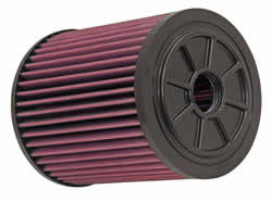 K&N Air Filter for the Audi RS6 and RS7 V8 Twin-Turbo