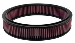 K&N E-1570 replacement round air filter