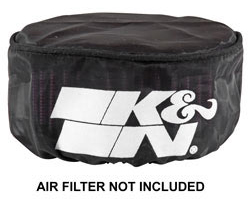 K&N Nostalgia Air Cleaner Assembly Drycharger wrap for Hot Rod or Rat Rod