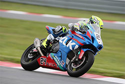 Toni Elias hopes to get back to winning and regaining the points lead in AMA Superbike.