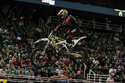 Mike Brown at Vivint Smart Home Arena in Salt Lake City, Utah