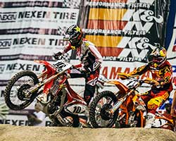 K&N Air Filters returns as the official air and oil filter of the 2015 GEICO Motorcycle AMA EnduroCross series