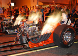 Brothers John and Don Ewald, of Ewald Enterprises, grew up in Long Beach, California where drag racing was prevalent.