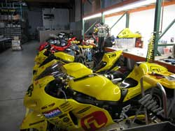 FL Racing Team Readies for Bonneville