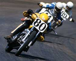 "K&N supported some of motorcycle racing's finest including Johnny Issics, Ralph White, Stevie Nichols, and even a three-time world motorcycle grand prix champion, ""King"" Kenny Roberts"