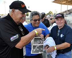 The Legends Autograph Session will brings fans face to face with motorcycle racing heroes, last year the legends included former racers Larry Langley, Dennis Kanegae, and Mike Yarn - Bill Barrett photo