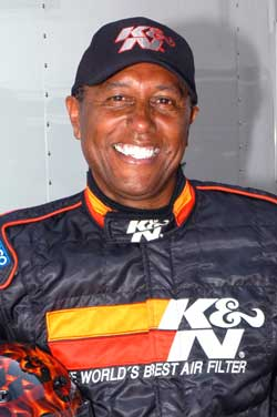 Super Comp Racer Greg Boutte
