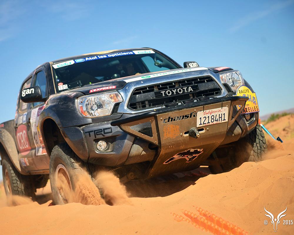 Extreme 4x4 Racing Juego