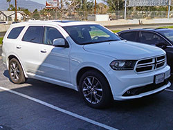 Fourth gen Jeep Grand Cherokee WK2 shares its assembly line and chassis parts with the Dodge Durango