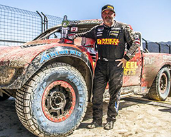 Greg Adler, President & CEO of 4 Wheel Parts, started his racing career in Baja California