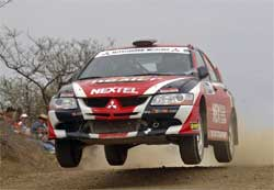 Corona Rally Mexico is part of FIA World Rally