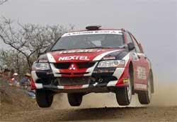 Corona Rally Mexico is part of FIA World Rally