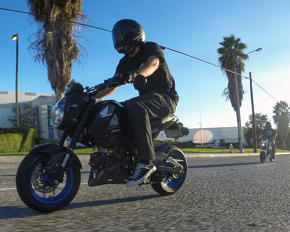 Small But Mighty 2013, 2014 to 2017 Honda Grom and MSX125 Upgrade with ...