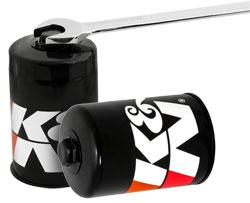 K&N Heavy Duty Industrial Engine Oil Filters