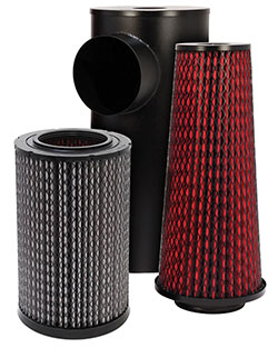 The easiest way to find the K&N Replacement Heavy Duty Diesel Air Filter for your application is by using the filter you already have to perform a K&N HD diesel air filter cross reference
