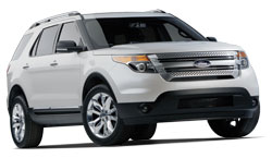 2011 Ford Explorer XLT for the 2011 K&N HPC Sweepstakes