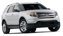 2011 K&N HPC Sweepstakes Ford Explorer XLT