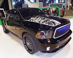 Hank Robinson's 2014 Ram 1500 Pickup