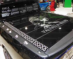 Hank Robinson's engraced 2014 Ram 1500 Pickup