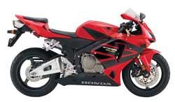 Team Erion's Honda CBR600RR