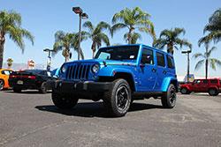 2012-2014 Jeep Wranglers