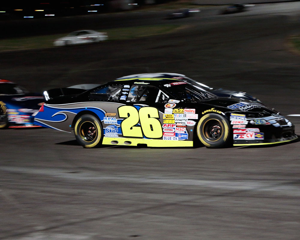 Bickford S Fast Pedigree Helped Win Nascar K N Pro Series West
