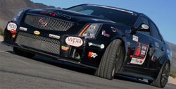 Cadillac CTS-V with D3 Stage 4 Tunner Power Kit Featured at the 2012 SEMA Show