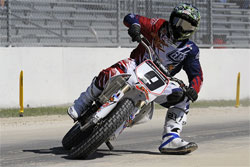 AMA 31st Annual Hub City Classic racer Jared Mees