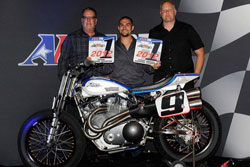 2012 was a career defining season for Jared Mees and the Rogers Racing/Blue Springs Harley Davidson team