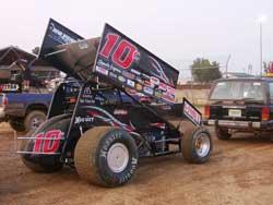 Jeremy Campbell Motorsports Racer