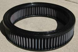 K&N Performance Air Filter for Jeep CJ7 Cleaned and Ready to be Oiled