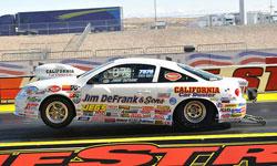 Jimmy DeFrank's NHRA Super Stock Chevy Cobalt