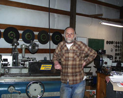 Keith Johnson of Johnson Cams relies on K&N exclusively.