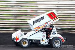Some tough losses for Jonathan Allard came in 2012, followed by many checkered flags