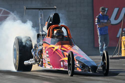 Ryen Lamb recently experienced her quickest and fastest career run- 6.93 at 192 miles-per-hour.